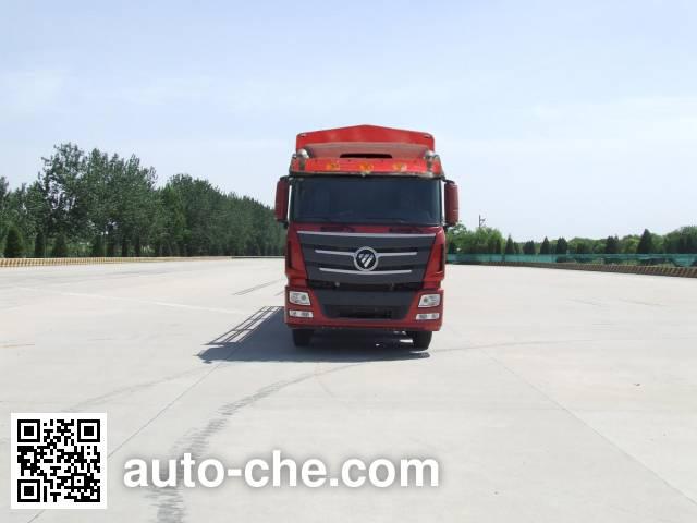 Foton Auman BJ5319CCY-XJ stake truck