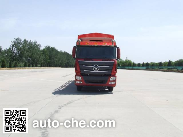Foton Auman BJ5319CCY-XH грузовик с решетчатым тент-каркасом