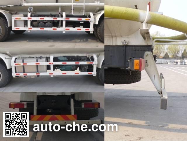 Foton Auman BJ5319GFL-XB автоцистерна для порошковых грузов низкой плотности