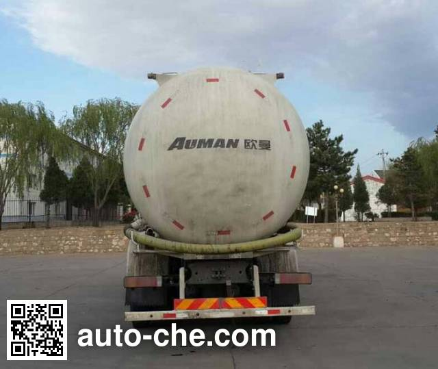 Foton Auman BJ5319GFL-XC low-density bulk powder transport tank truck