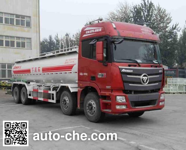 Foton Auman BJ5319GXH-XB pneumatic discharging bulk cement truck