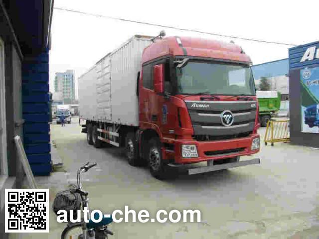 Foton Auman BJ5319XXY-XJ фургон (автофургон)