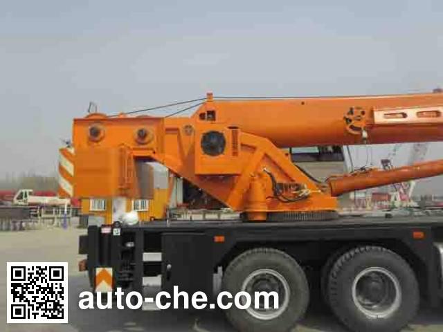 Foton BJ5302JQZ25 truck crane