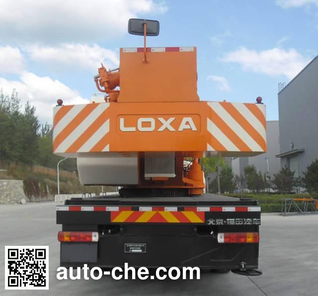Foton BJ5332JQZ25 truck crane