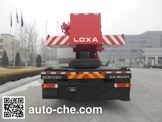 Foton BJ5421JQZ50 truck crane