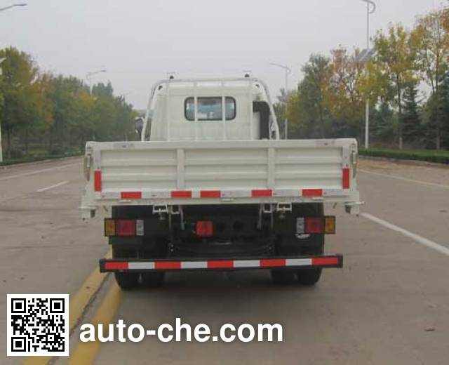 BAIC BAW BJ5820D1 low-speed dump truck