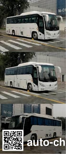 Foton BJ6102EVUA electric bus