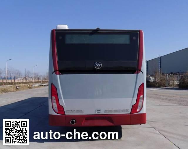 福田牌BJ6105CHEVCG-1混合动力城市客车