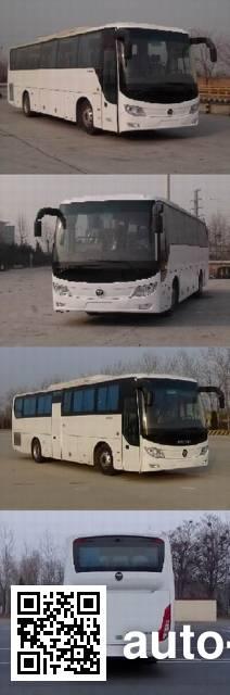 Foton BJ6113PHEVUA-1 hybrid bus