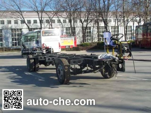 Foton BJ6113PHEVDA hybrid bus chassis