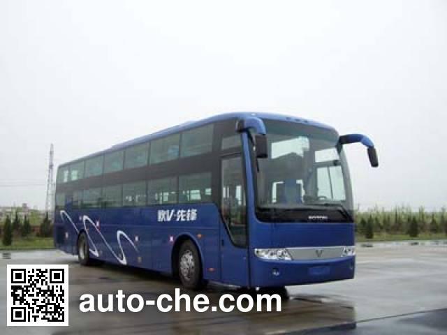 Foton Auman BJ6122U7MKB sleeper bus