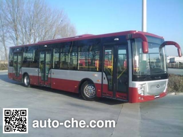 Foton BJ6123PHEVCA-6 plug-in hybrid city bus