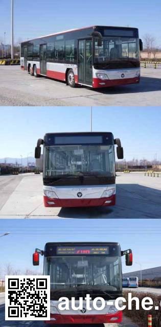 福田牌BJ6140C8CJD城市客车