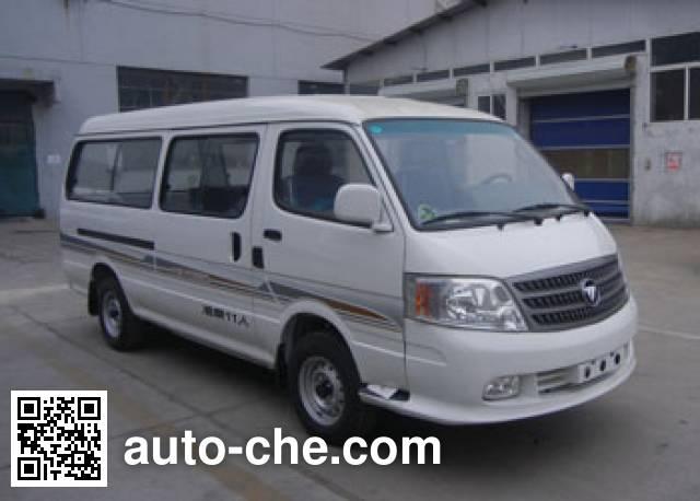 福田牌BJ6546B1DWA-XA轻型客车