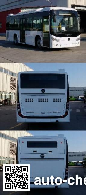 Foton BJ6905CHEVCA-1 hybrid city bus