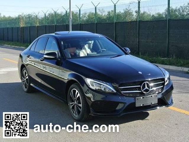 Легковой автомобиль Mercedes-Benz BJ7204FE