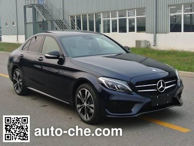 Mercedes-Benz легковой автомобиль BJ7204FEA