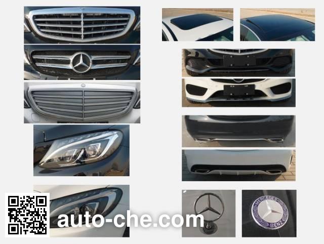 Mercedes-Benz BJ7204FX car