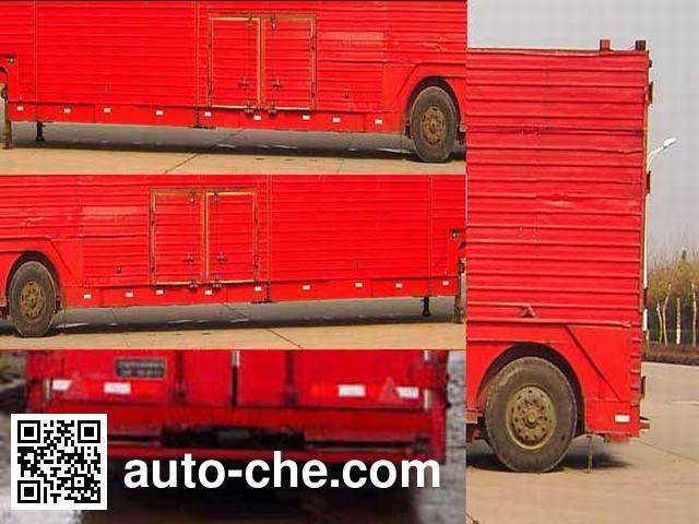Foton BJ9201NBT7C vehicle transport trailer