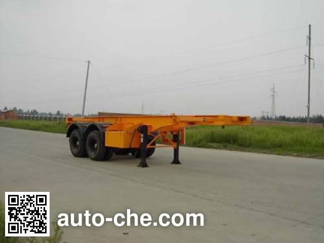 Foton Auman BJ9281N8J7H container transport trailer