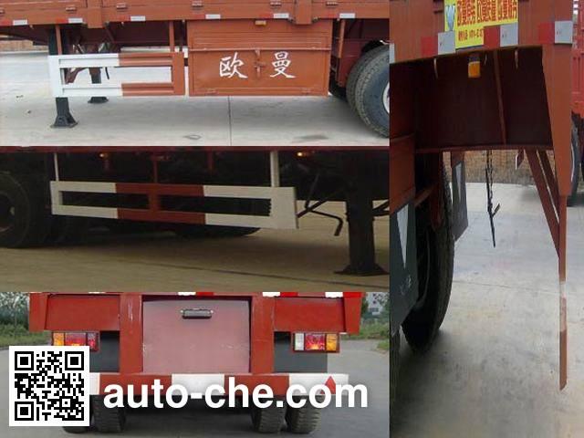 Foton BJ9352N9N7N trailer