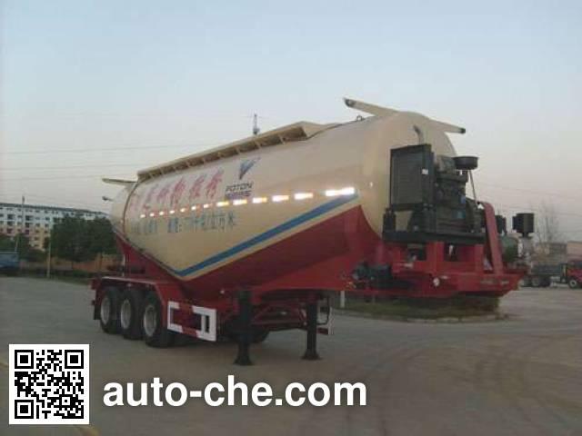Foton Auman BJ9400GFL medium density bulk powder transport trailer
