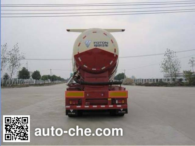 Foton BJ9400GFL medium density bulk powder transport trailer
