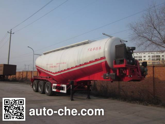 Foton BJ9400GXH ash transport trailer