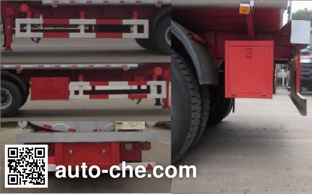 Foton BJ9400GYY oil tank trailer