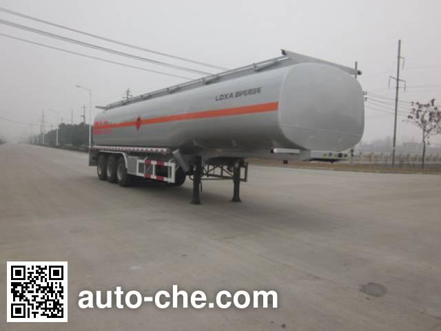 Foton BJ9401GYY oil tank trailer
