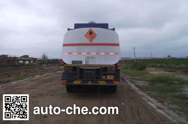 Foton BJ9405NCG7B chemical liquid tank trailer