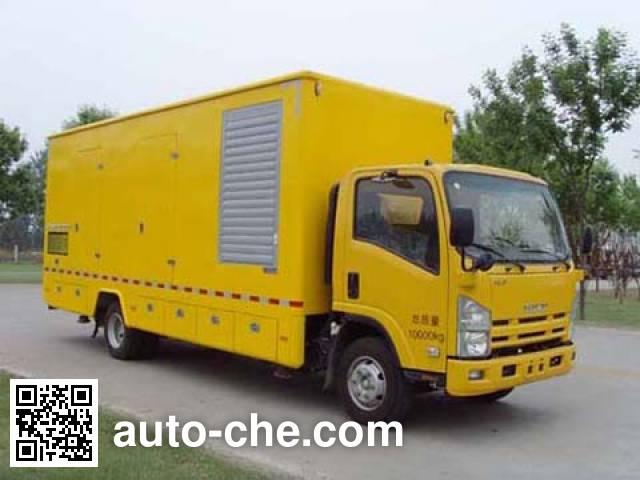 Kaite BKC5102XDYD мобильная электростанция на базе автомобиля