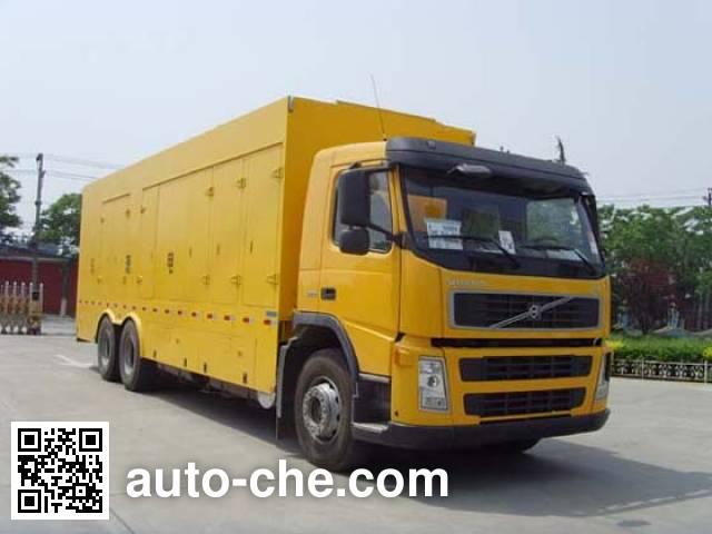 Kaite BKC5250TDY мобильная электростанция на базе автомобиля