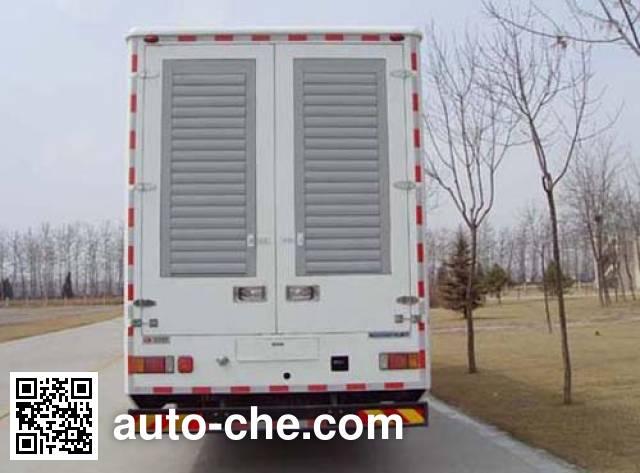 Kaite BKC5250XDYD мобильная электростанция на базе автомобиля