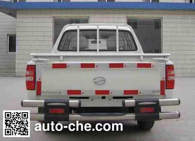ZX Auto BQ1021Y2A-G4 бортовой грузовик