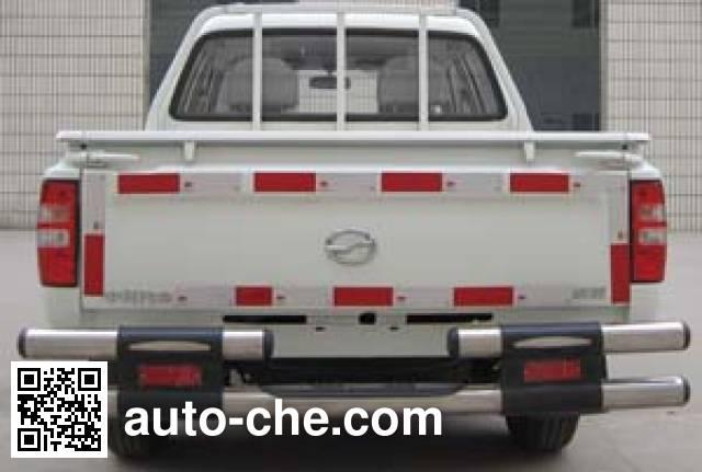 ZX Auto BQ1021Y2AM-G4 бортовой грузовик