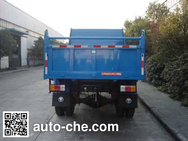 宝石牌BS2810CD1自卸低速货车