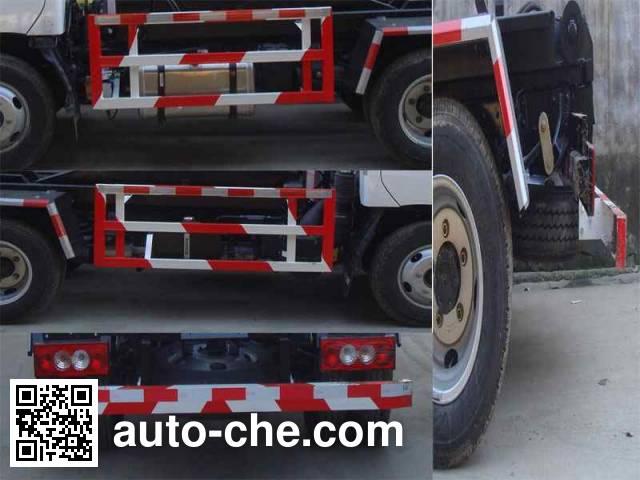 Chiyuan BSP5043ZXX detachable body garbage truck