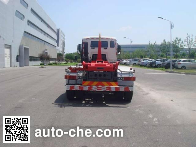 Chiyuan BSP5250ZXX detachable body garbage truck