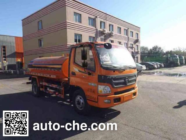 Zhongyan BSZ5083GSSC4T033 sprinkler machine (water tank truck)