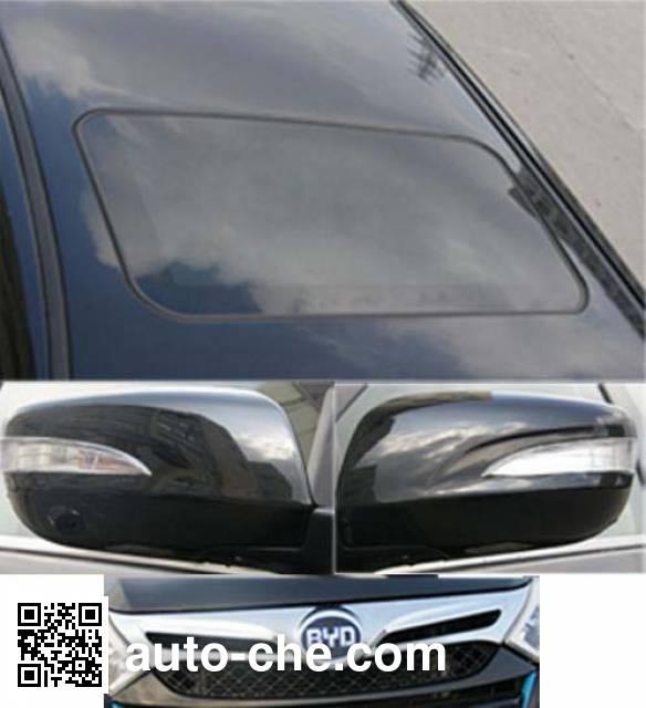 BYD гибридный легковой автомобиль с подзарядкой от электросети BYD7150WT5HEV