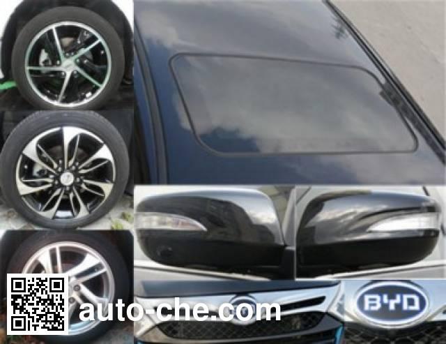 BYD гибридный легковой автомобиль BYD7150WTHEV2