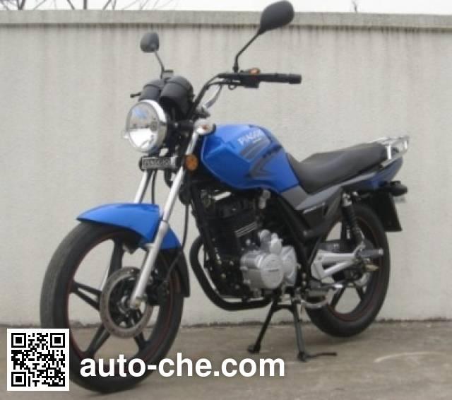 Zongshen Piaggio BYQ125-E Motorcycle (Batch #246) Made in ...