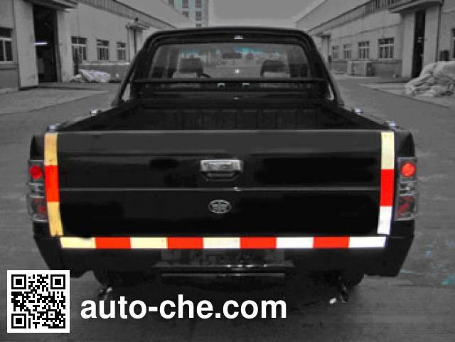 FAW Jiefang CA1021P6LU2E-3 crew cab pickup truck