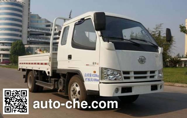 FAW Jiefang CA1040K11L1R5E4J-2 cargo truck