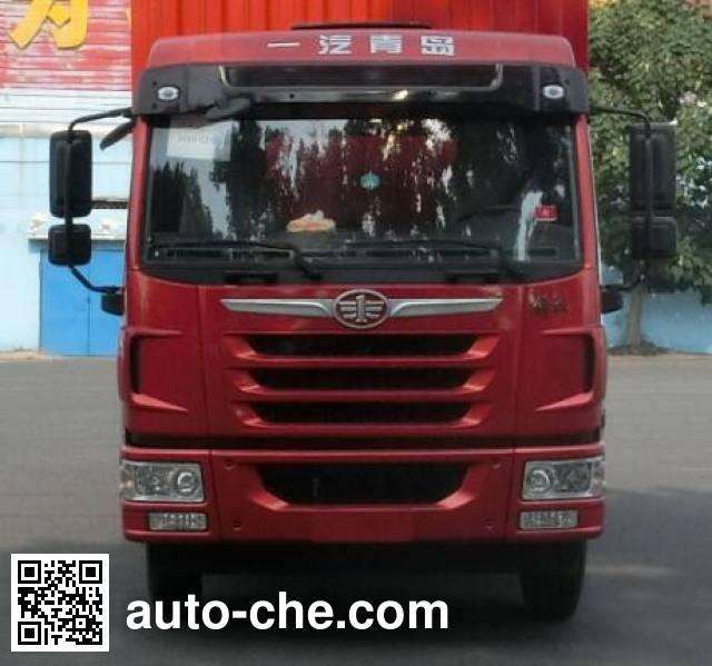 FAW Jiefang CA5189XXYPK2L5BE5A80 van truck chassis