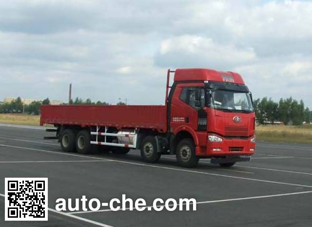 FAW Jiefang CA1310P66L7T4E24M5 natural gas cabover cargo truck