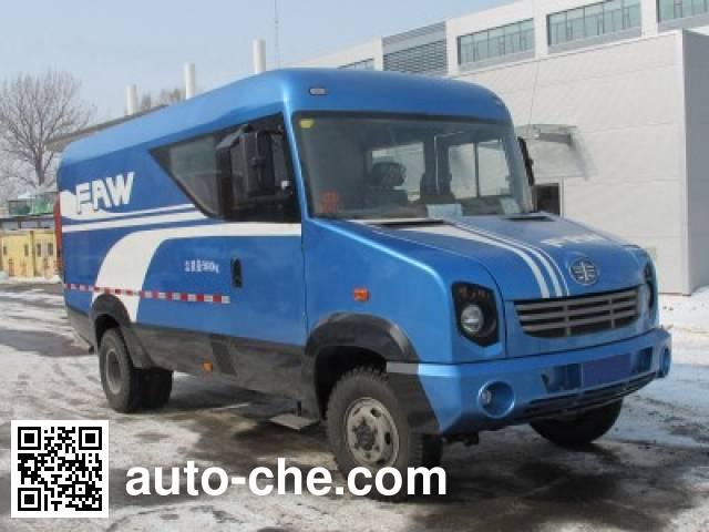 FAW Jiefang CA2060K45E4T5U cross-country box van truck