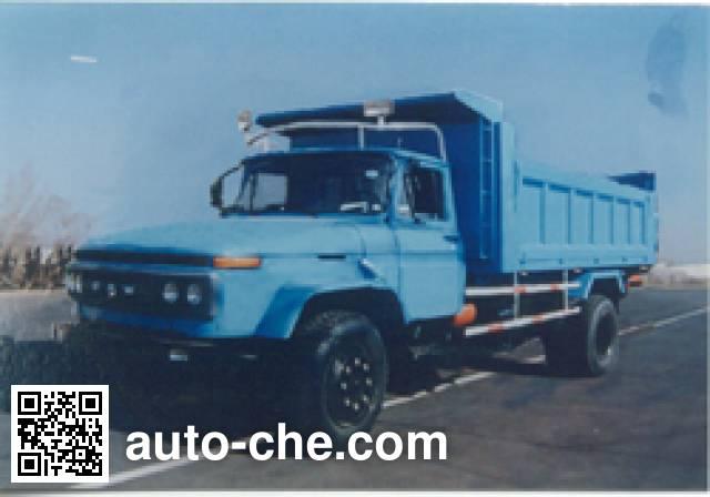 FAW Jiefang CA3075K2A diesel dump truck