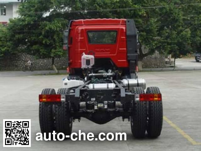 FAW Jiefang CA3126P61K2E4A90 dump truck chassis